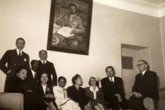 Iran 1952 -  ambassade  Téhéran