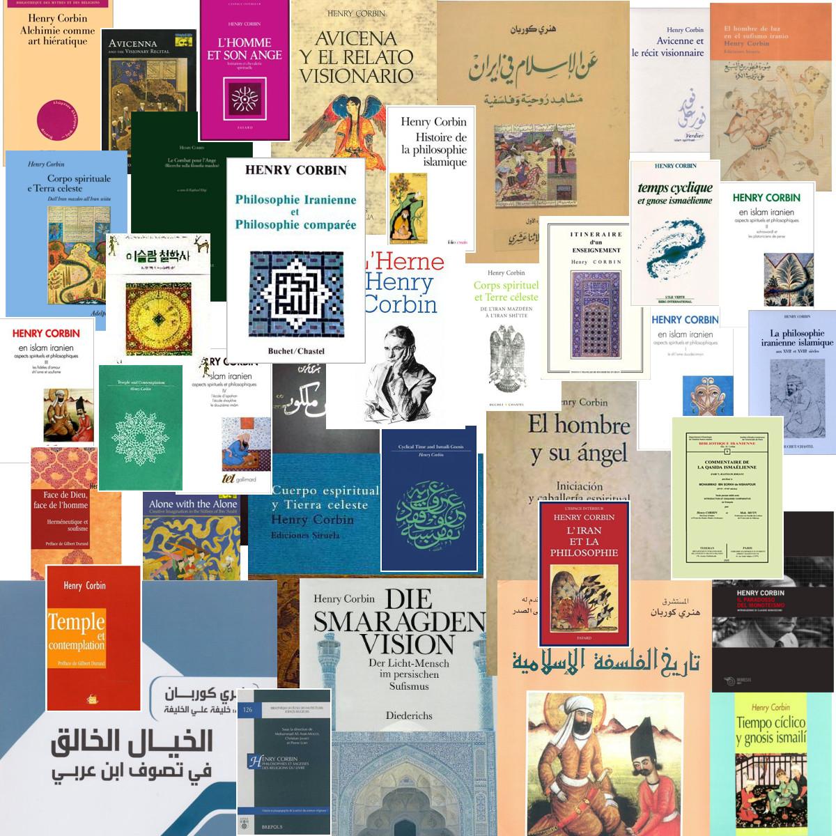 Henry Corbin\'s complete bibliography - Official website (AASHC ...