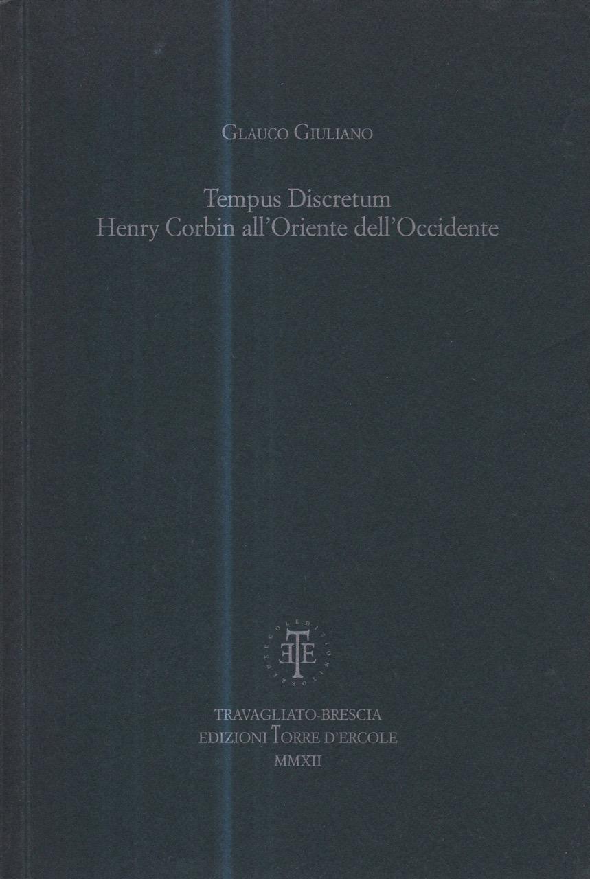 Glauco Giuliano - Tempus discretum