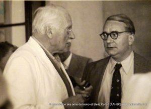 Jung et Corbin 1950