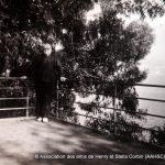 Eranos 1976 - Sur la terrasse de la casa Gabriella