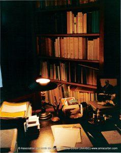 Bureau de Henry Corbin