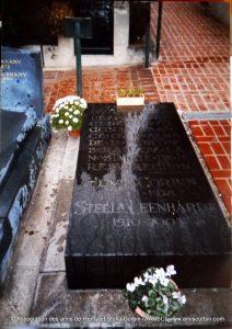 Tombe de Henry et Stella Corbin