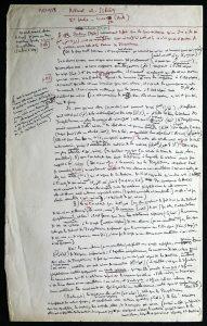 « Cosmologie et angélologie des Ishrâqîyûn », cours prononcé à l'EPHE en 1957-1958